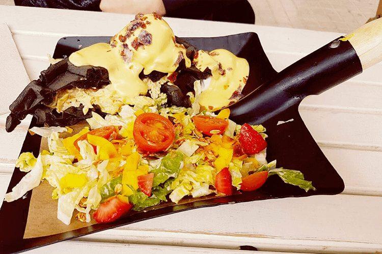 ברצלונה, ארוחת בוקר