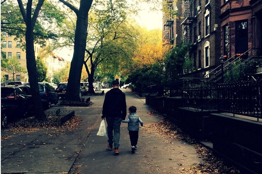 פארק סלופ בברוקלין. באמאשלי