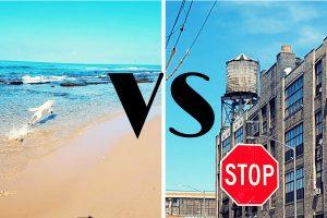 מה עדיף? סופ״ש ניו יורקי או ישראלי?