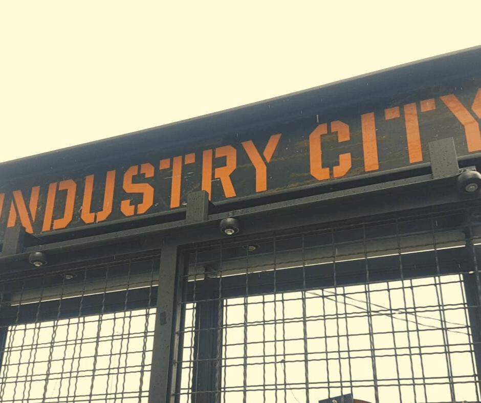 industry city ברוקלין