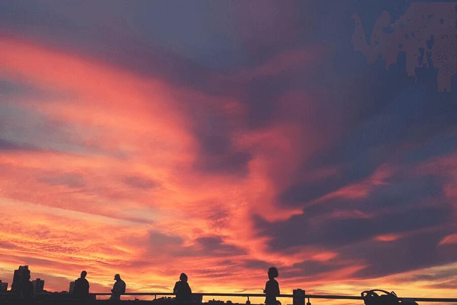 Pier 45 Sky