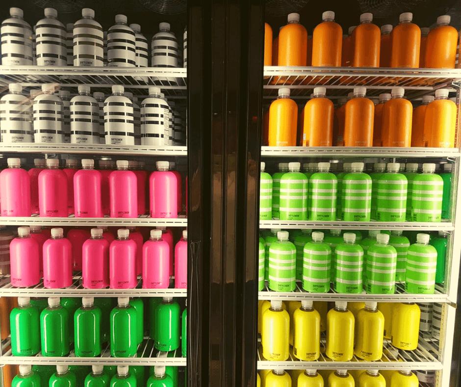 אוכל, שתיה, קניות בניו יורק