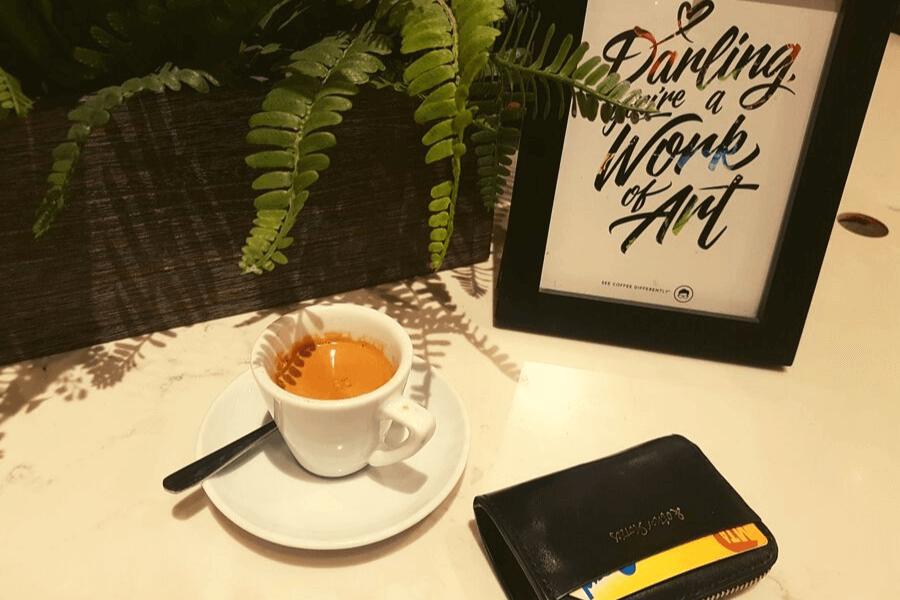 קפה בניו יורק