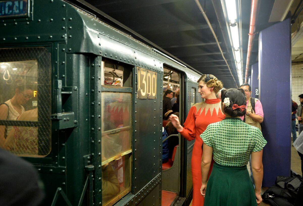 חוויה הסטורית ברחובות ניו יורק