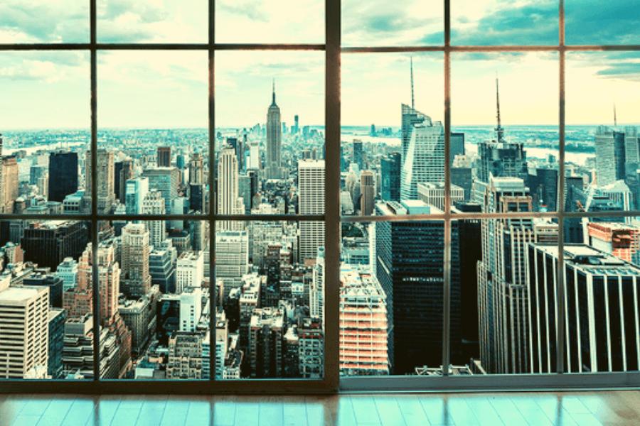 ניו יורק מרחוק