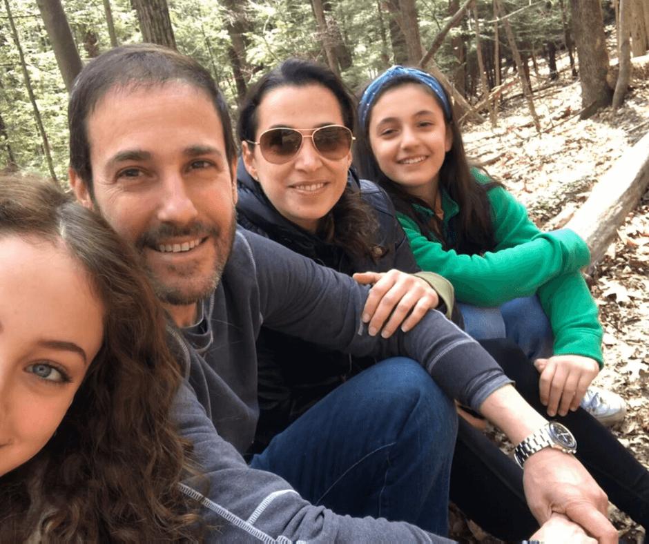 משפחה ניו יורקית ישראלית