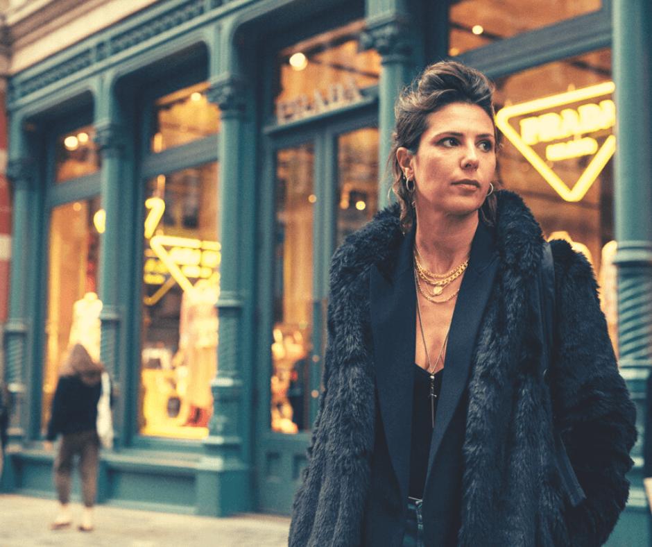 אופנה בניו יורק עם יעל גולדמן