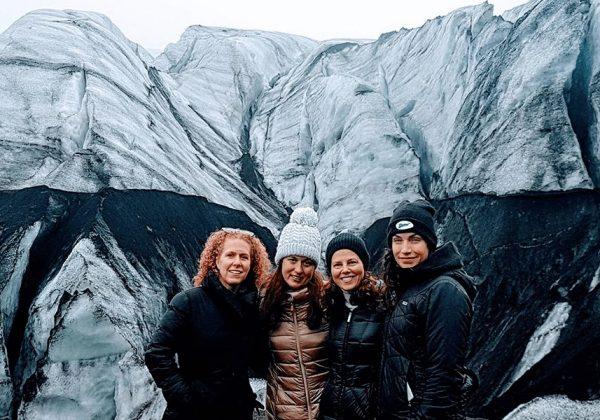 דייג ויקינגי חסון, שרירי, אבל רגיש   טיול בנות באיסלנד חלק ב׳