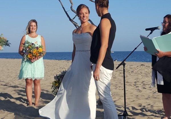 My Sister's Big Fat Jewish Catholic Beach Wedding