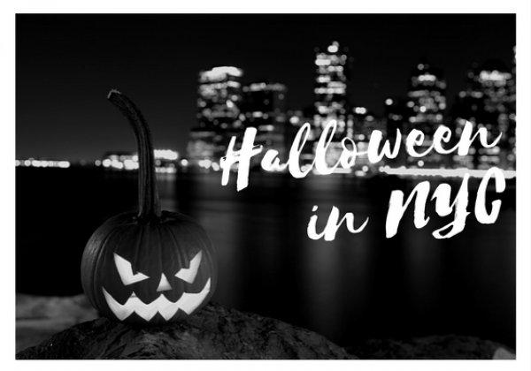 Halloween in NYC   פעילויות לגדולים ולילדים בחג הלואין בניו יורק