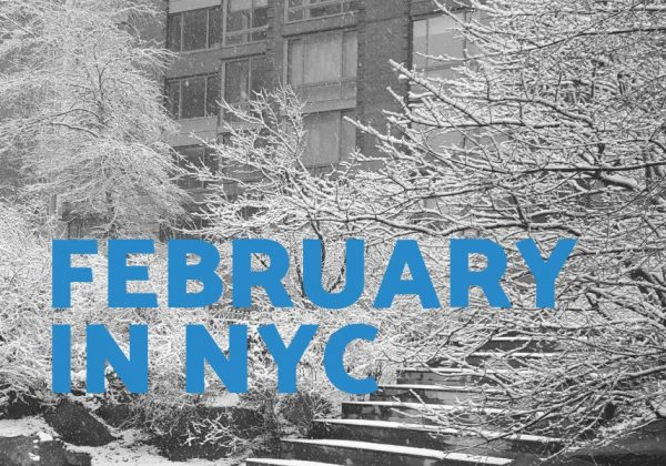 פברואר בניו יורק | להתכרבל ולצאת לבלות