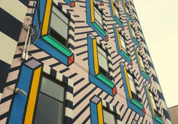 שכונה חדשה בניו יורק | Industry City Brooklyn