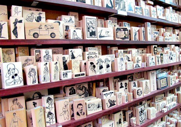 7+3 חנויות לנייר וחומרי יצירה שאני אוהבת במיוחד | המיוחדים של ניו יורק סיטי