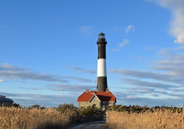 טיול יום מחוץ למנהטן : Fire Island, Long Island.